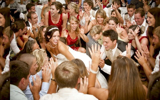 SOUND SYSTEMS FOR WEDDING CEREMONIES AND RECEPTIONS