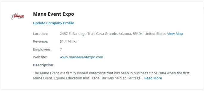 Mane Event Horse Expo Show | Scottsdale AZ | Cilliwack BC | Red Deer AB