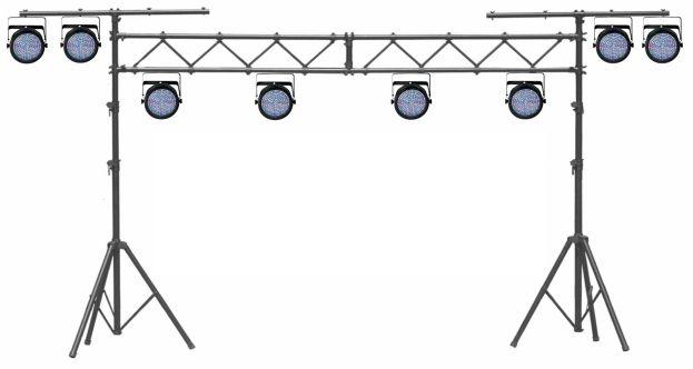 venue slim par 64 led stage lights