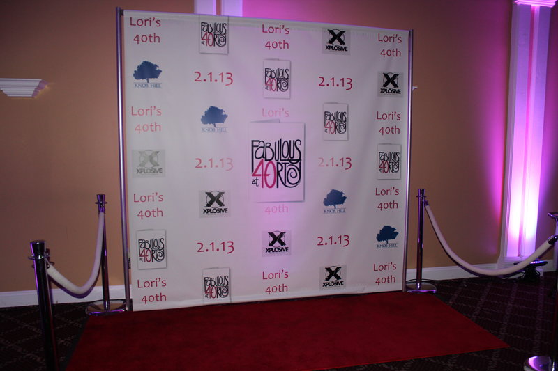 Rent Step And Repeat Photo Backdrop Step And Repeat