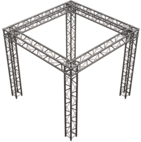 Truss Trade Show Booth Phoenix AZ | Phoenix Dance Floor Truss Rentals