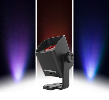 MSR Magazine Names CHAUVET DJ Freedom H1 Best Lighting Product of 2018