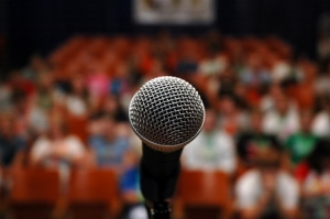 P.A. Sound System and Light Rental Packages for Public Speaking Events
