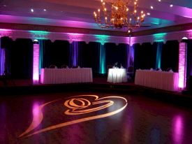 Rent LED Uplighting Glendale AZ | Party Wedding Uplight Rental Glendale AZ